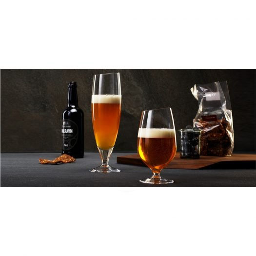Beer Glass Large 2 Pcs