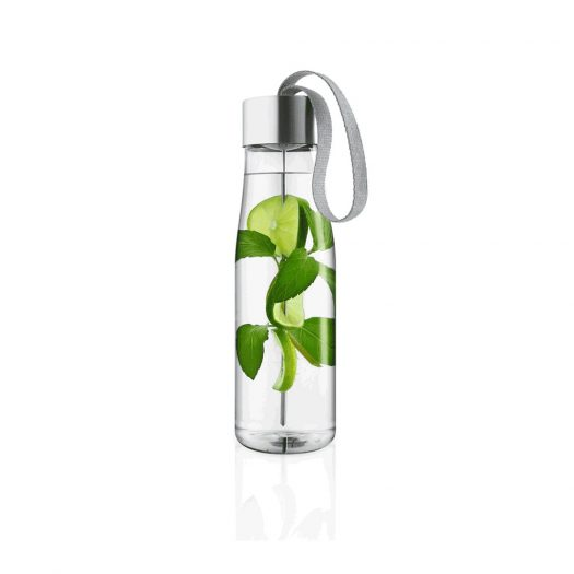 Myflavour Drinking Bottle 0.75L Marble Grey