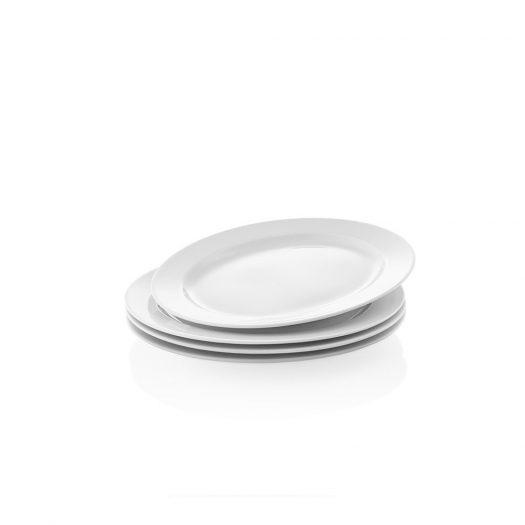 Plate Oval Legio
