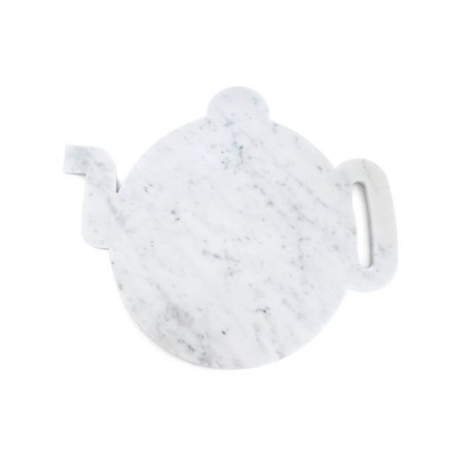 Teapot-shaped Marble Plate