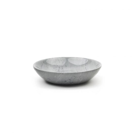 Little Marble Plates Grey
