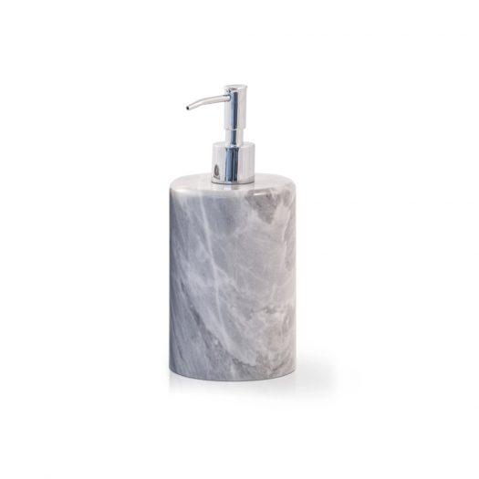 Marble Soap Dispenser Grey