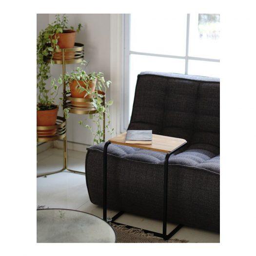 Oak N701 Side Table