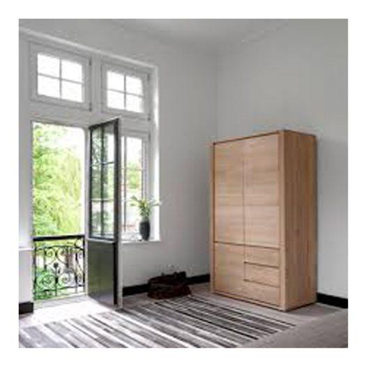 Oak Shadow Dresser