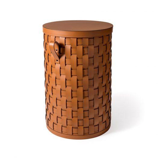 Demetra Tall Round Basket