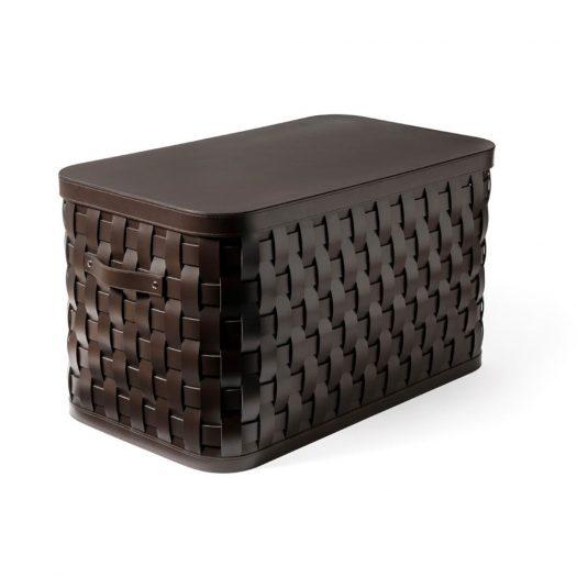 Demetra Large Rectangular Basket