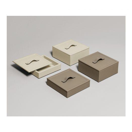 Mati Square Box