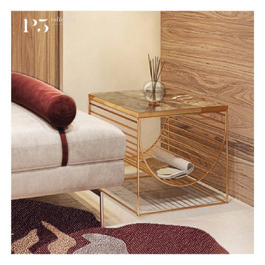 Sino Table/Magazine Holder
