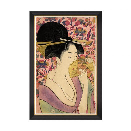 KUSHI BY KITAGAWA UTAMARO
