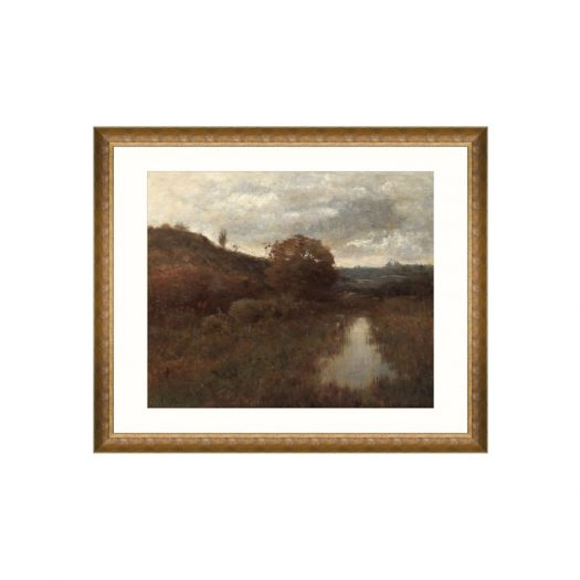 AUTUMN LANDSCAPE BY A WYANT