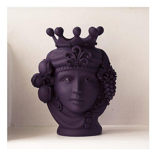 Donna Macalda Head  by Stefania Boemi