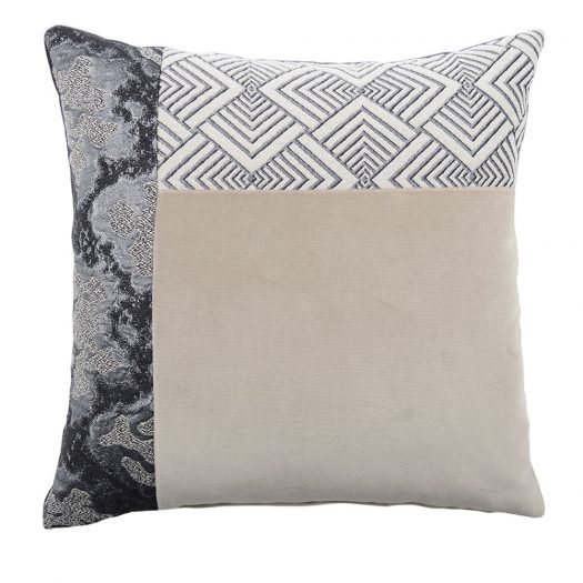 Beige Carre T Cushion by L'Opificio