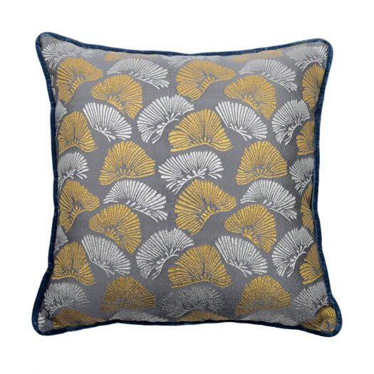 Carre Bloom Ginko Cushion by L'Opificio