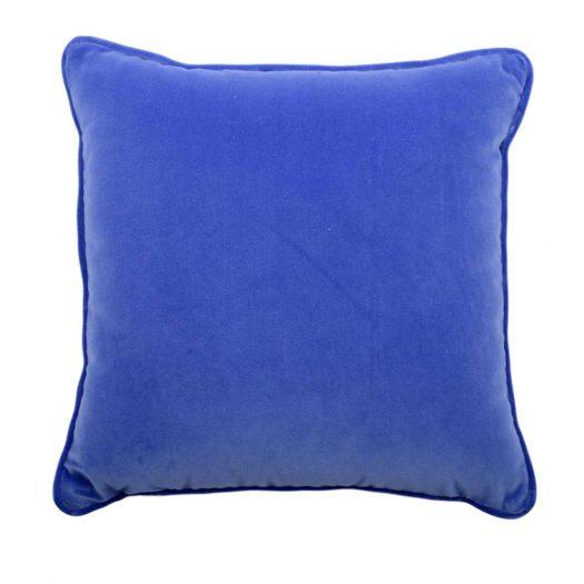 Carre Blue Cushion by L'Opificio