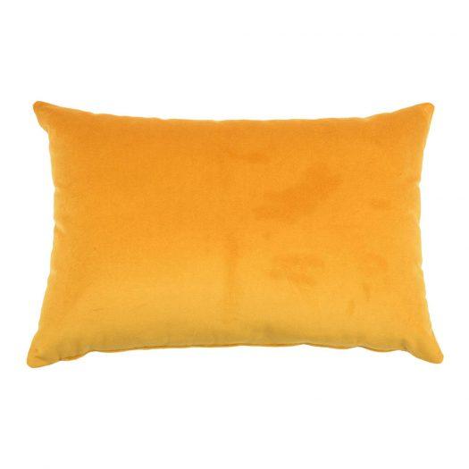 Longue Tangerine Cushion by L'Opificio