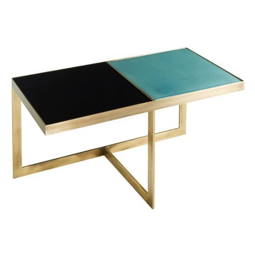 Small Rectangle Carousel Table  by Marioni