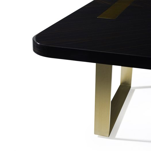 Tyron Coffee Table by Marioni