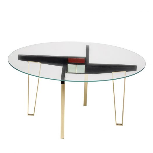 Joe Round Table by Marioni