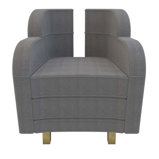 Wing Armchair by Studio 63 by Marioni