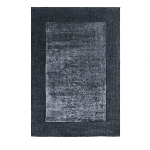 Powder Blue Brianne Rug by Sitap Carpet Couture Italia