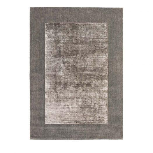 Dove Gray Brianne Rug by Sitap Carpet Couture Italia