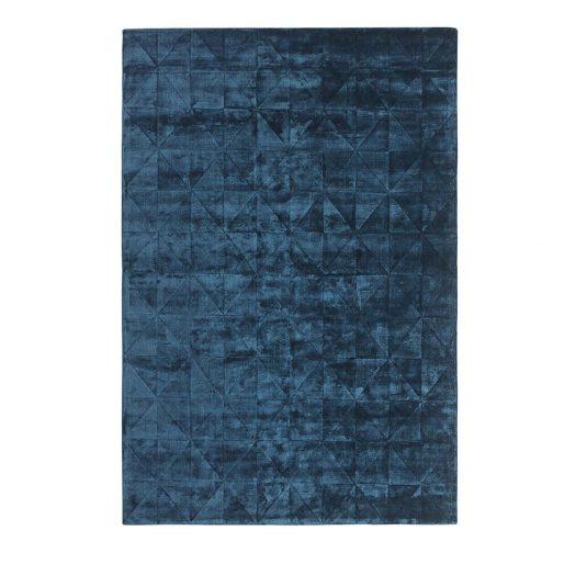 Teal Caravaggio Rug by Sitap Carpet Couture Italia