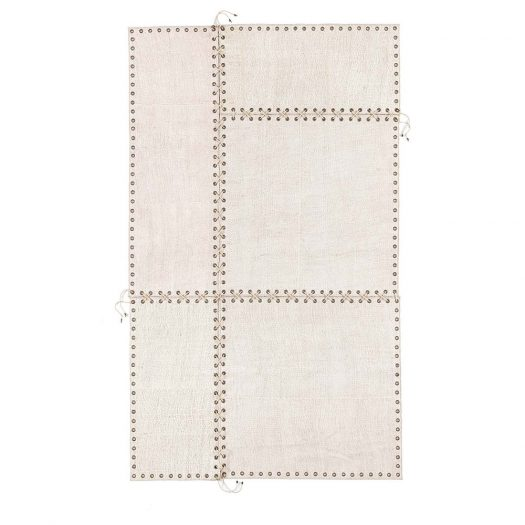 Stringhe Rug Ivory by Sitap Carpet Couture Italia