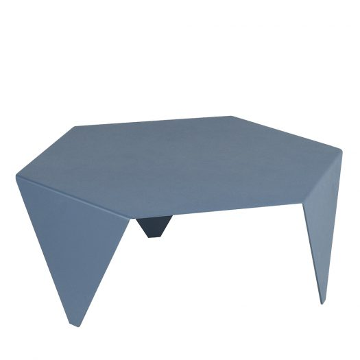 Ruche Gray Coffee Table  by VGnewtrend