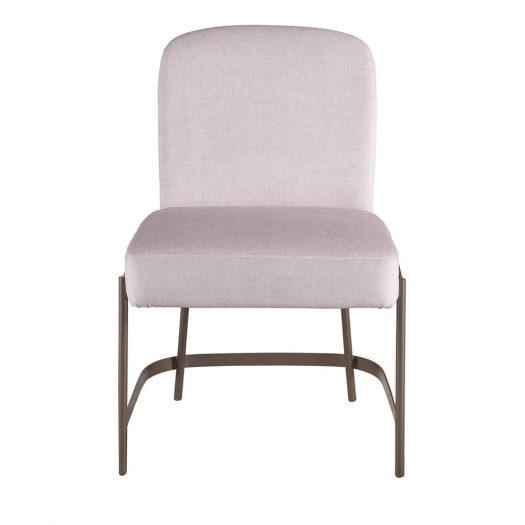 Atelier White Chair by Zanaboni Edizioni