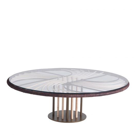 Sunrise Coffee Table by Zanaboni Edizioni