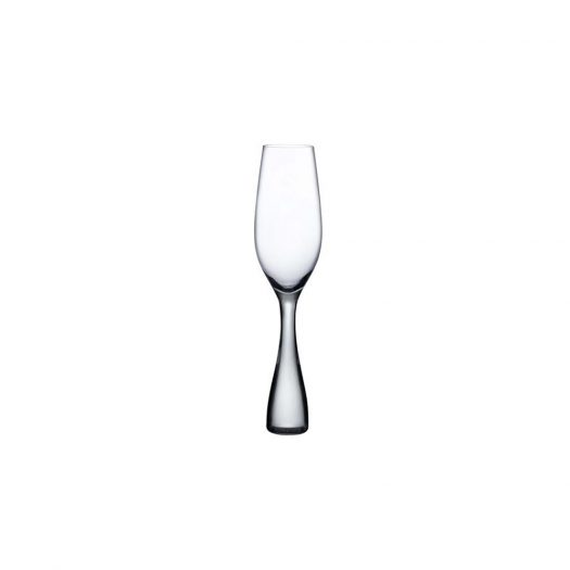 Wine Party Set of 2 Champagne Glasses