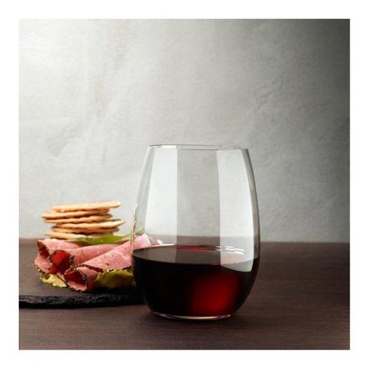 PureSet of 4 Bordeaux Glasses