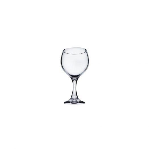 Look DownCandle Holder in Wine Glass Shape