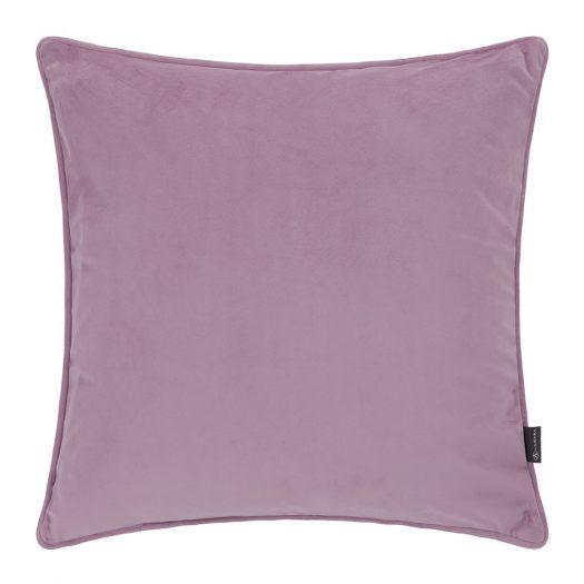Velvet Cushion - Lilac - 45x45cm