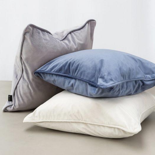 Velvet Cushion – Night – 45x45cm
