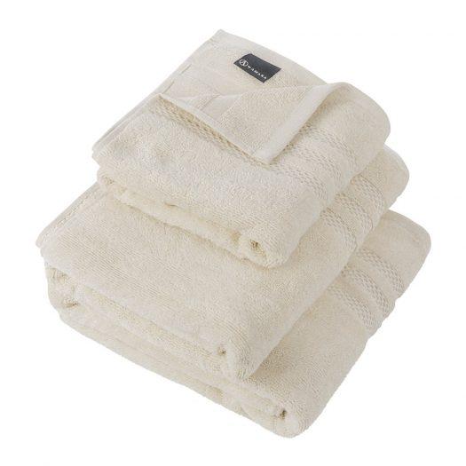 Egyptian Cotton Towel - Ivory - Bath Towel