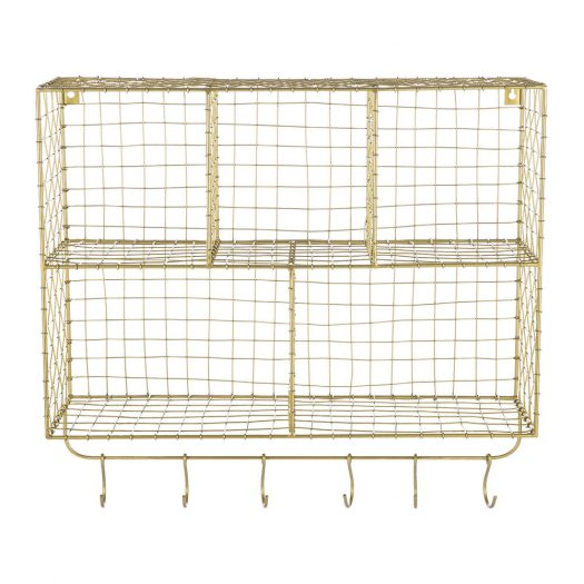 Wire Shelves - 2 Tier