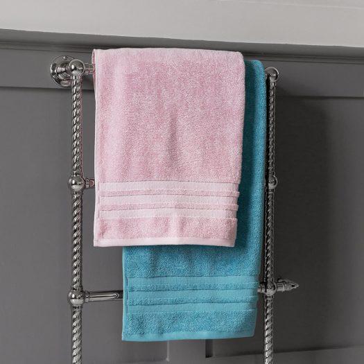 Egyptian Cotton Towel – Blush Pink – Bath Sheet