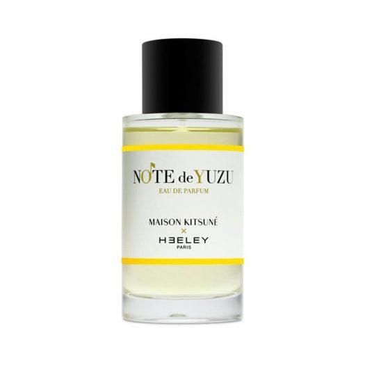Note de Yuzu 100 ml  Eau de Parfum