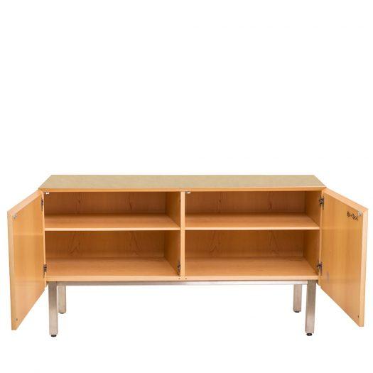 Intarsia Cabinet by Aldo Rossi
