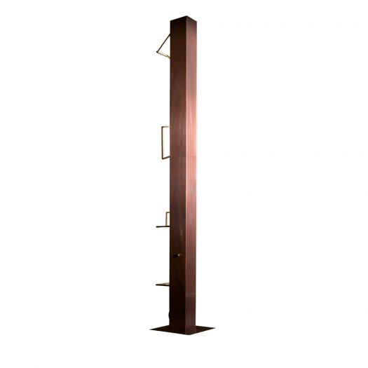 Shadow Structure Floor Lamp