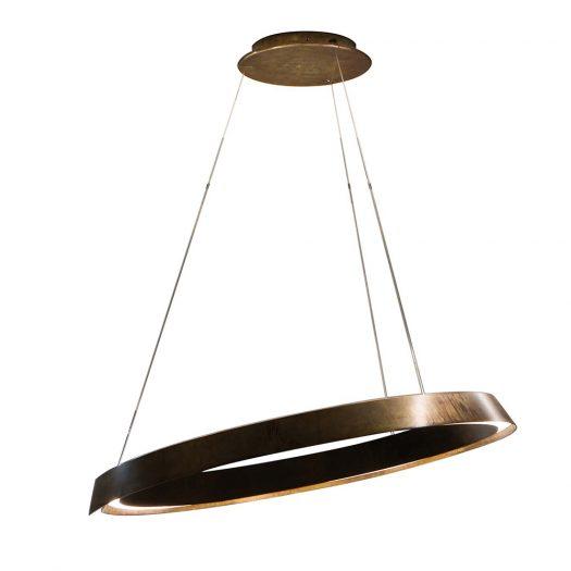 Swirl Ceiling Lamp