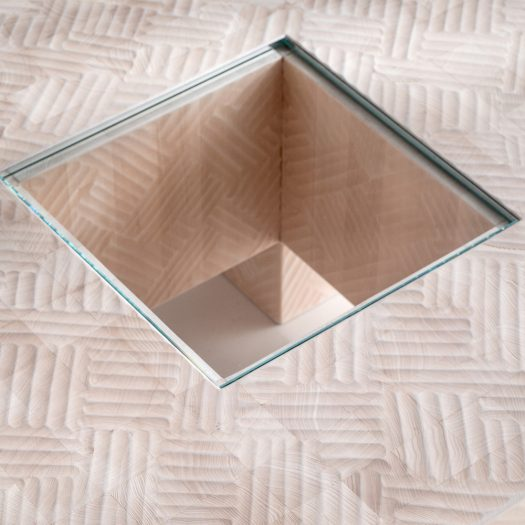 Navarra Coffee Table by Giuseppe Rivadossi