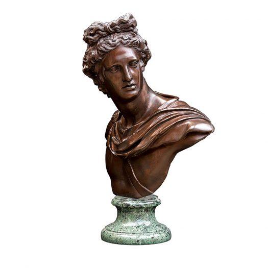 Apollo Belvedere Sculpture