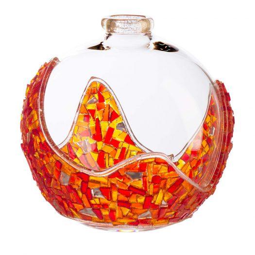 Corallo Vase by Serena Luxury Mosaic