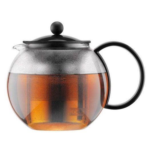 Bodum Assam Tea Press, 1L Black