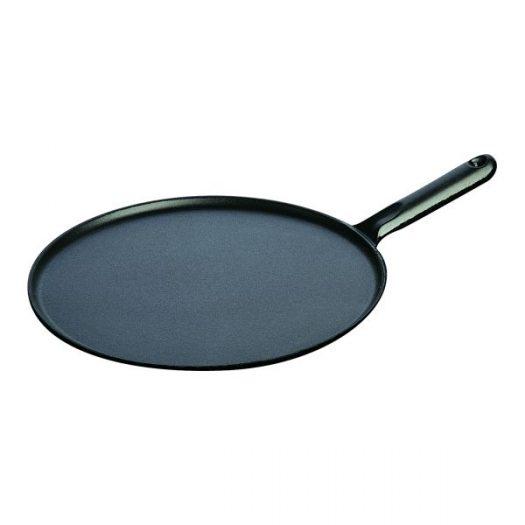 Staub Pancake Pan with Spreader and Spatula, 30 cm