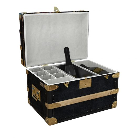 Champagne Trunk for 6