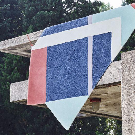 Line Up Rug by Alquati+Corso