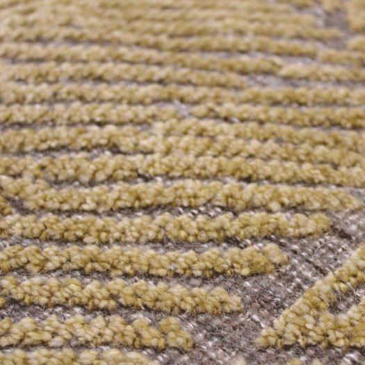ATL 2524 Gold and Gray Carpet